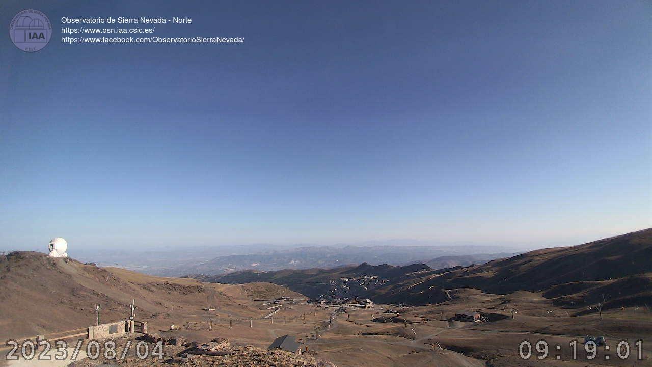 Webcam de Observatorio - Borreguiles