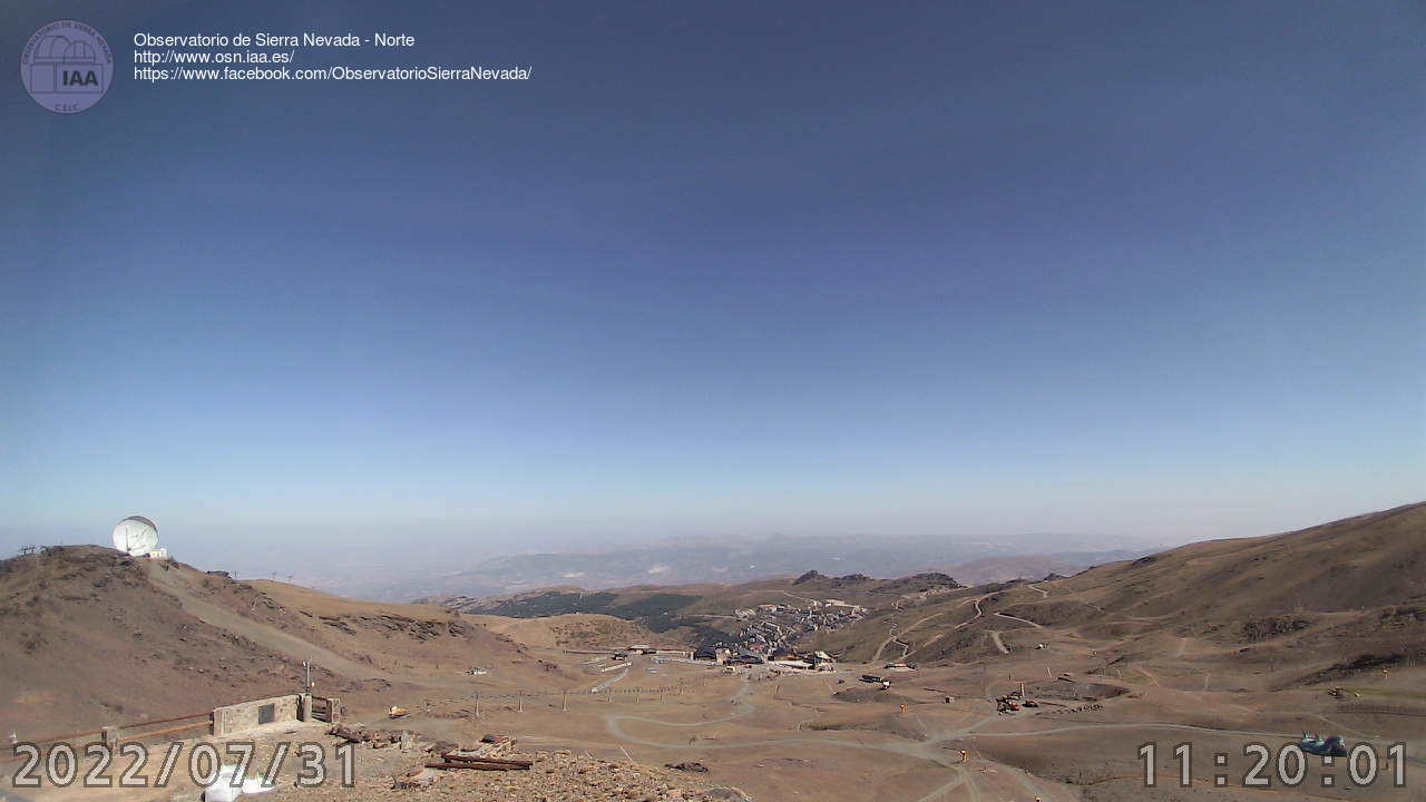Webcam de Observatorio - Borreguiles
