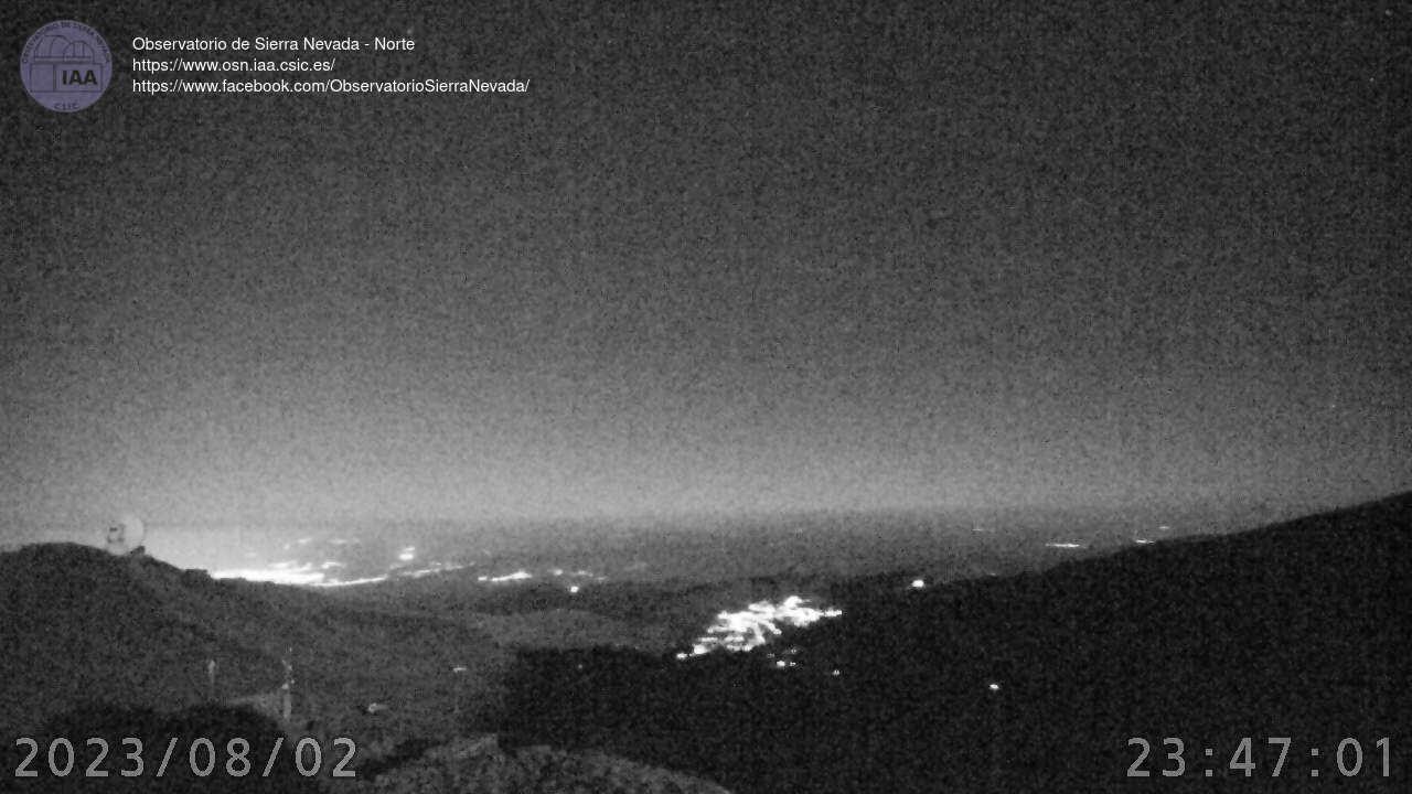 Sierra Nevada, Observatorio - Borreguiles