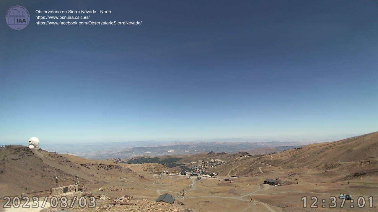 Observatorio - Borreguiles