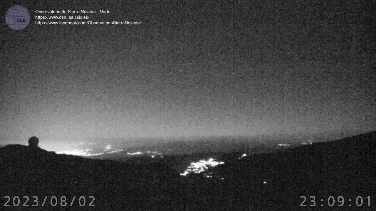 Observatorio de Sierra Nevada Norte
