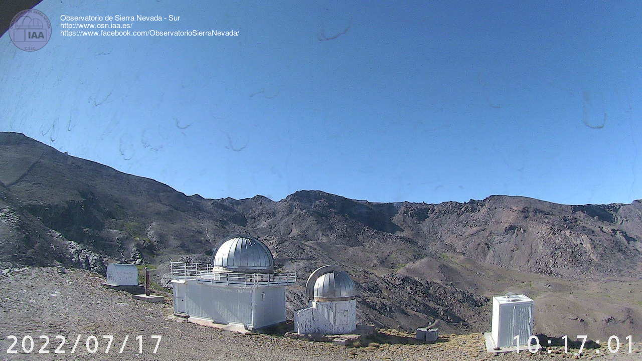 Webcam de Observatorio - Laguna