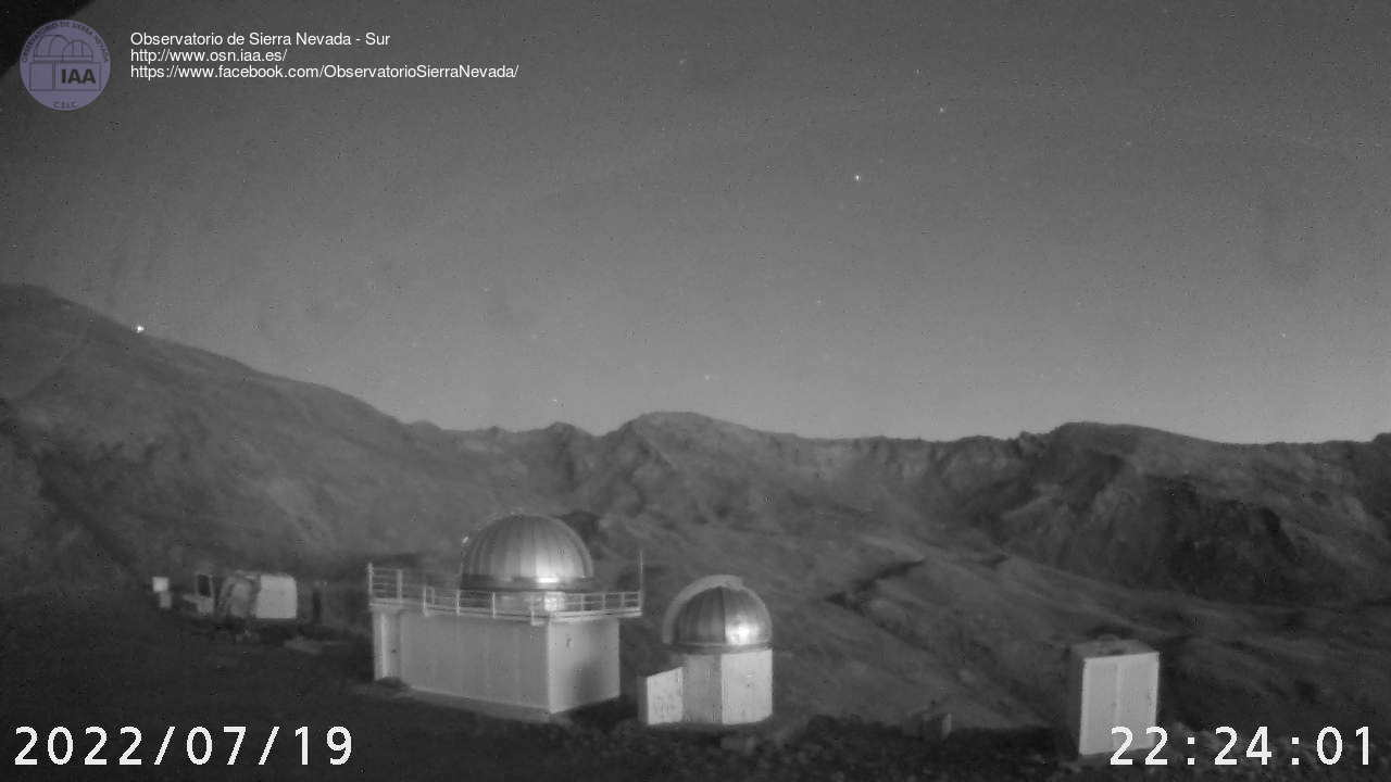 Sierra Nevada, Observatorio - Laguna
