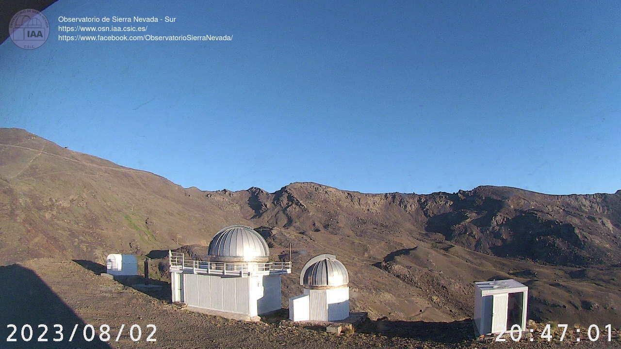 Observatorio - Laguna