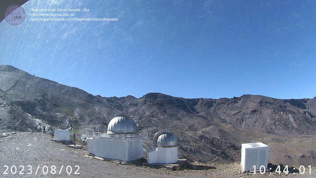 Observatorio de Sierra Nevada Sur